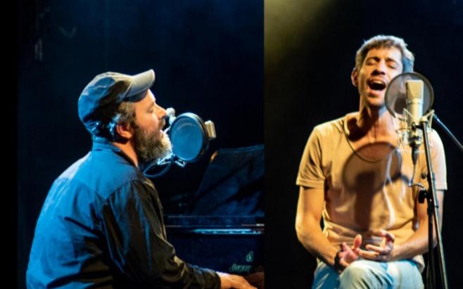 אביגדור גביש ויהונתן ניצן בסינגל חדש: נופל