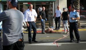 זירת הפגיעו ברעננה - הפיגוע ברעננה: 17 שנות מאסר למחבל