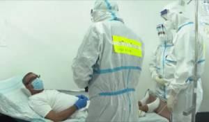 """העומס בבתי החולים: צה""""ל מטפל באזרחים"""