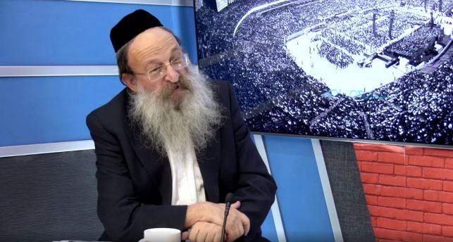 הרב ישראל גליס