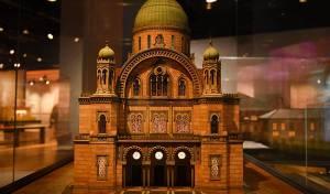 תערוכה חדשה: בתי כנסת מרהיבים מסביב לעולם