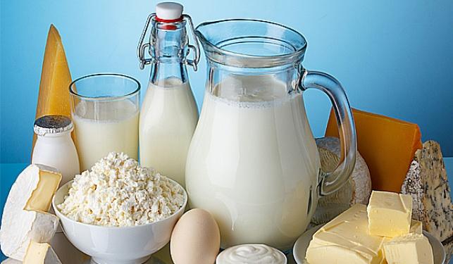 חלב וגבינות
