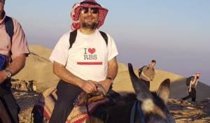 תיעוד: חרדים מחופשים לערבים בלב ירדן