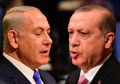 ארדואן מזהיר את ישראל: לא נאפשר סיפוח