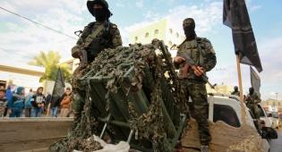 חשש: הג'יהאד ישגר טילים למרכז הארץ