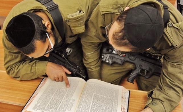 החיילים החרדים הצילו את עולם התורה