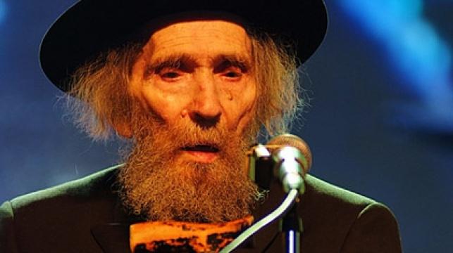 הרב שטיינמן (צילום: מנדי הכטמן)