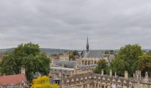 מבנים היסטוריים בעיר אוקספורד