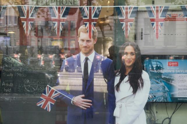 הנסיך הארי והדוכסית מייגן