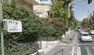 רחוב עזה בירושלים