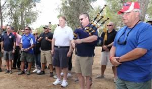 השוטרים האמריקאים סיירו ביערות ה'עוטף'