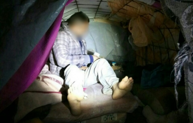 21 שוהים בלתי חוקיים נלכדו במחנה לינה