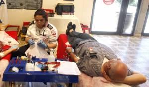 תרומת דם. אילוסטרציה