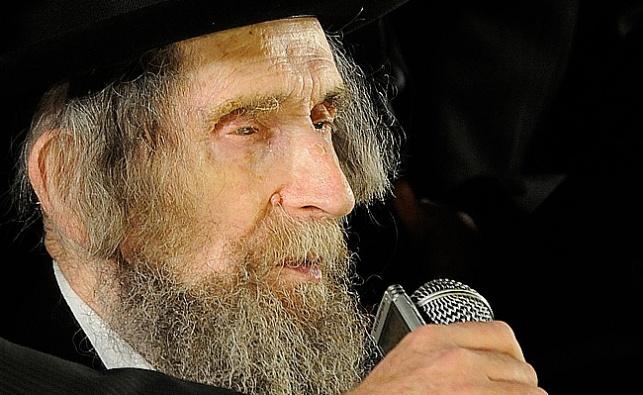 מרן הרב שטיינמן