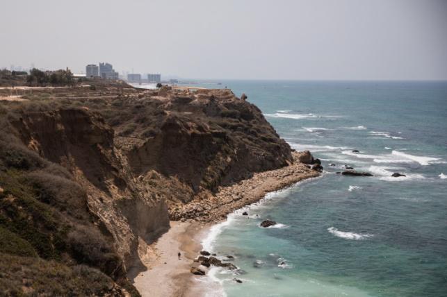 חוף געש השבוע