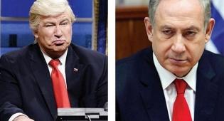 הפדיחה בעיתון - מביך: החקיין של טראמפ בשער העיתון