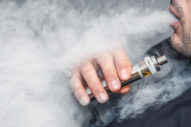 טראמפ ינקוט צעדים נגד סיגריות אלקטרוניות?