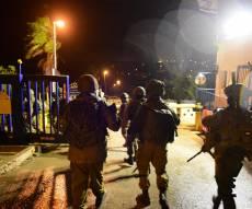 """פעילות כוחות צה""""ל - כוחות הביטחון עצרו 7 חשודים בכפר קוצרא"""