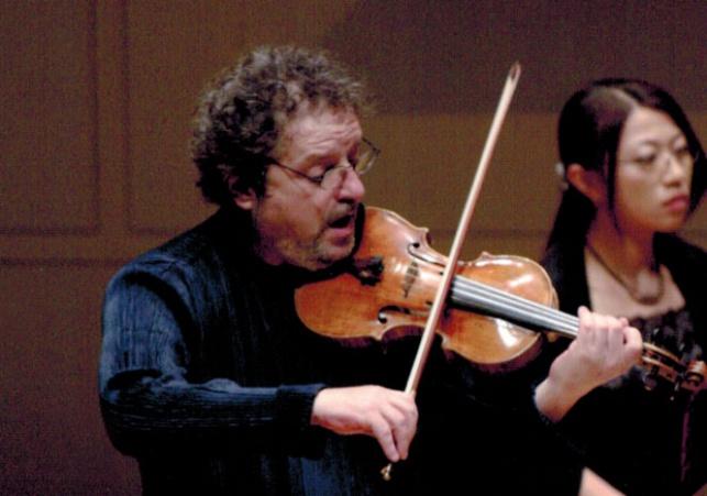 פאבל ורניקוב והכינור האבוד