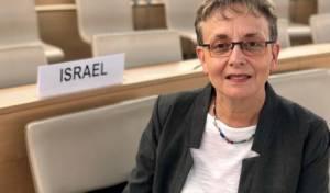 """לאה גולדין באו""""ם: חמאס מונע קבורת הדר"""
