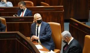 החוק לפיזור הכנסת, השבוע במליאה