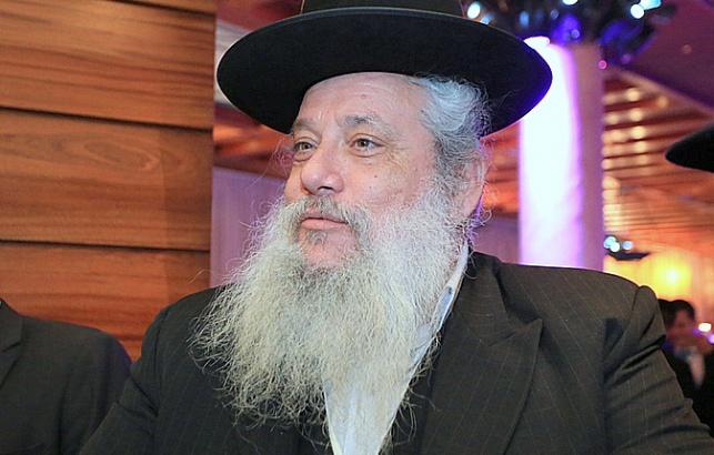 ראש העיר בני ברק חנוך זייברט