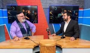 """""""פאברוטי היהודי"""" שמעון סיבוני בראיון • צפו"""