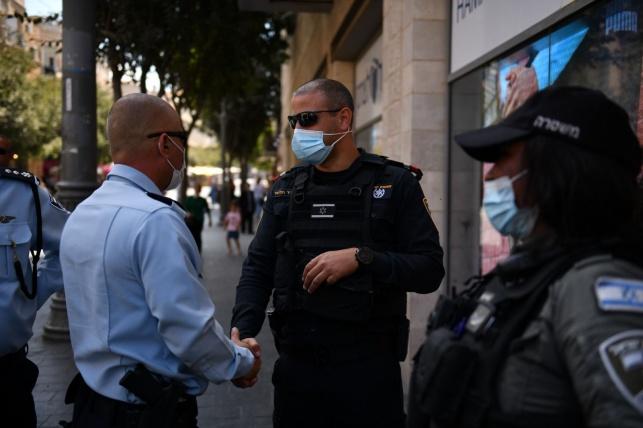 המשטרה השלימה את ההיערכותה לסוכות