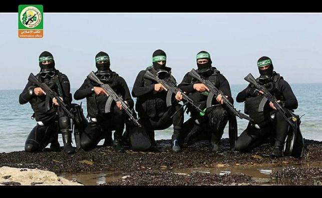 הקומנדו הימי של חמאס