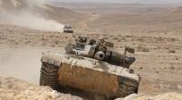 """צה""""ל תקף עמדת חמאס בתגובה לירי מעזה"""