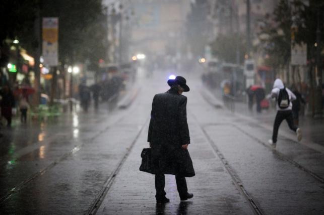 הגשם יחזור לביקור קצר עם סופות רעמים