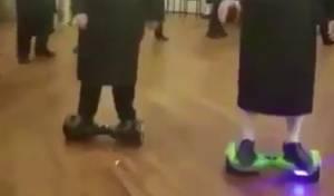 ריקוד החתונה החסידי שמשגע את הרשת • צפו
