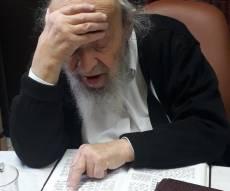 """הרב אברהם קרויס ז""""ל"""