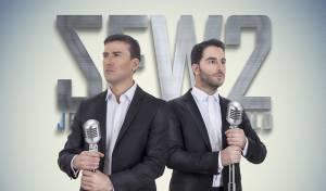 צפו בלהקת האלקטרו JEW2: אין עוד מלבדו