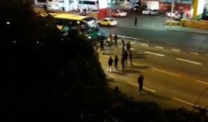 החסימה הערב בכניסה לירושלים - מחקים את הפלג: הסרוגים חסמו את בר אילן