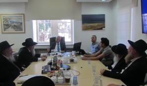 ראשי הסמינרים נועדו עם שמואל אבואב