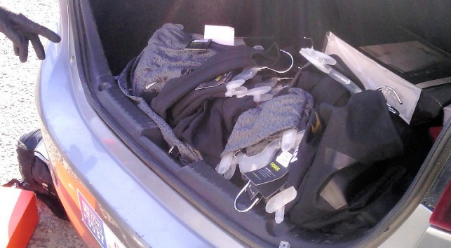 3 תושבי אשדוד גנבו סחורה מעשרות חנויות