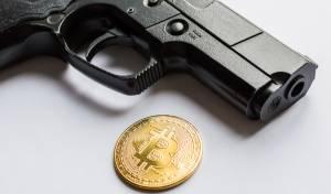 העסקה: אקדח גלוק תמורת מטבע ביטקוין