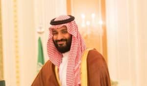 יורש העצר מוחמד בן סלמאן - הנסיך הסעודי ויועצי טראמפ דנו בתוכנית השלום