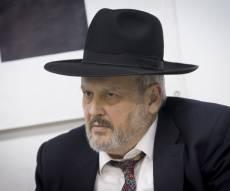 חיים אפשטיין - מאבק בירושלים: 'דגל' נגד הקצאות ל'הפלג'