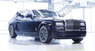 רכב הפאר - אומנות ופאר: הדגם החדש של הרולס רויס