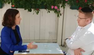 רחל עזריה בראיון