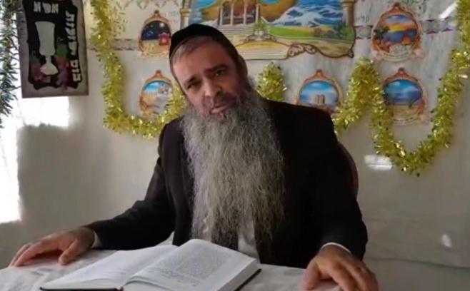 הרב רפאל זר על שמחת תורה. צפו והתחזקו