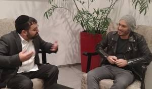 """שולי רנד ונתן גושן מספרים על ניגוני חב""""ד"""