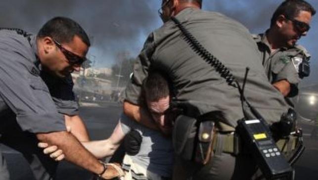 מעצר. ארכיון (צילום: פלאש 90)