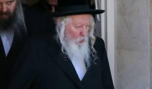 """האדמו""""ר מגור לבניו באשדוד: עלו לירושלים"""