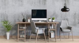 5 דרכים לעיצוב משרד ביתי, גם אם הוא קטן