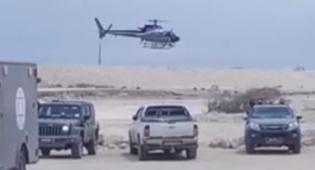 רחפן יחפש את הנעדר הישראלי בשטח ירדן
