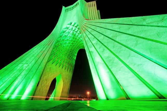 גשר החירות בטהרן