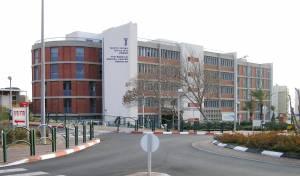 בית החולים ברזילי, לשם הועברו רוב הפצועים